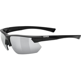 UVEX Sportstyle 221 Sportglasses black mat